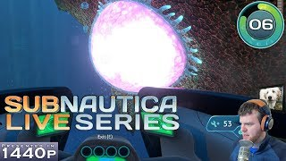 Subnautica (Blind) - Part 06 - Flinching Fishies - Gameplay / Let