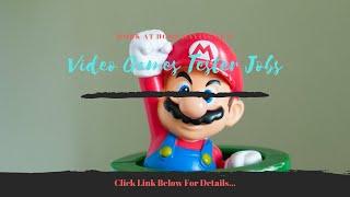 Video Game Tester Jobs El Paso Tx