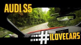 2016 Audi S5 3.0 TFSI quattro POV driving 354ps #fahrdochselber - #ilovecars