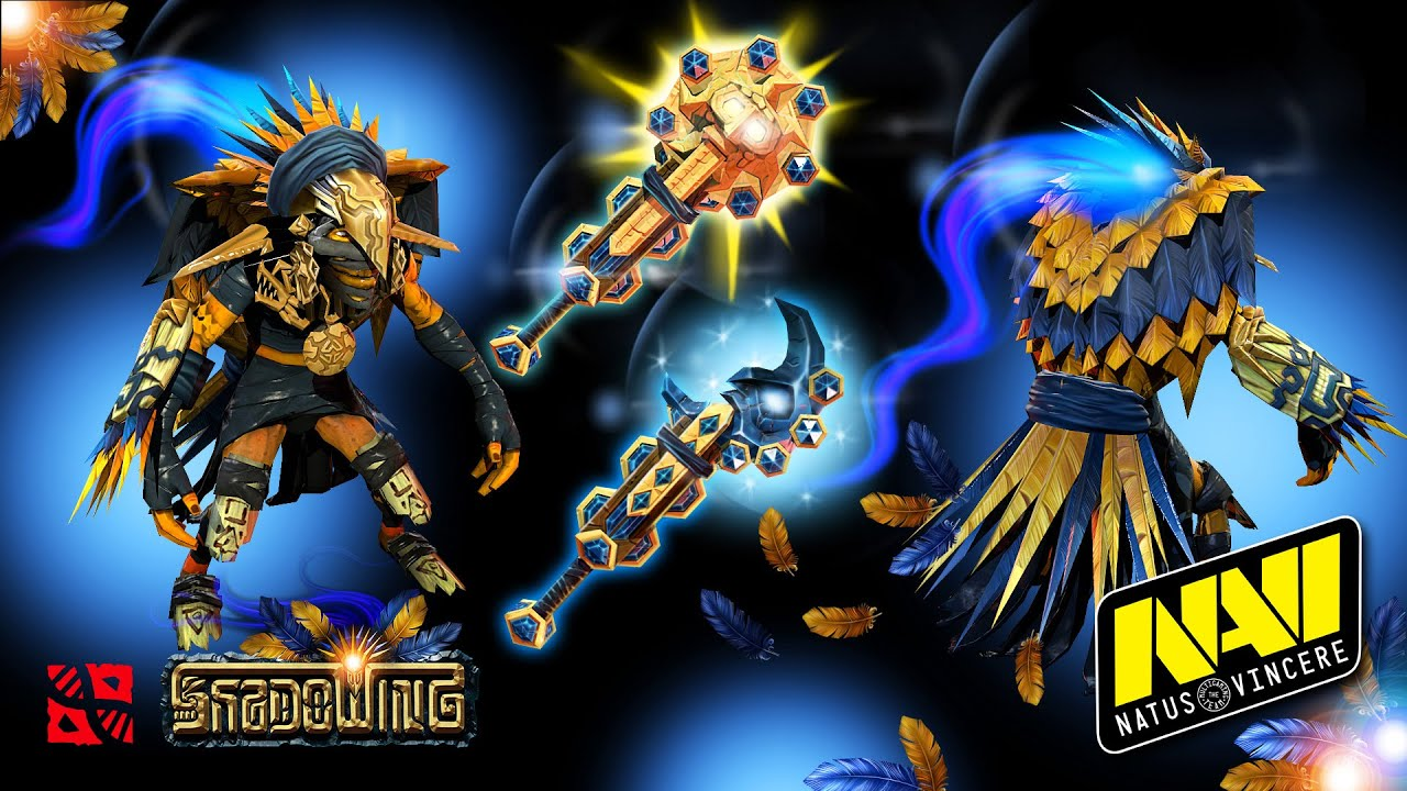 shadowing shadow shaman set dota 2 workshop item youtube