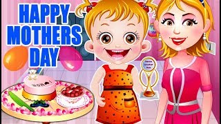 Baby Hazel Mothers Day | Fun Game Videos By Baby Hazel Games