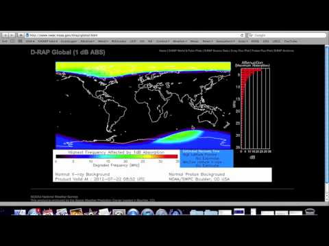 2MIN News July 22, 2012: Minor Spaceweather - Noticeable Effects
