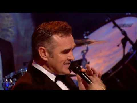 Morrissey The Youngest Was The Most Loved Live In Jools Holland