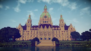 hall hannover minecraft germany project diamonds