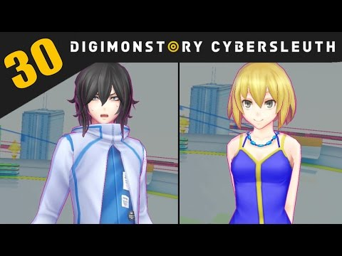Digimon Story: Cyber Sleuth PS4 / PS Vita Let's Play Walkthrough Part 30 - The Comic Mania Forum