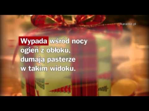 Kolęda - Z narodzenia Pana (karaoke)