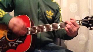 UGLY (Sadlands Demo) Smashing Pumpkins Acoustic Cover