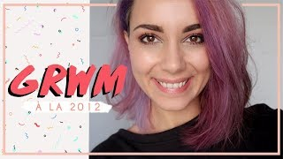 GET READY WITH ME CHIT CHAT MAKEUP STORY TIME DE 2012 | Coline