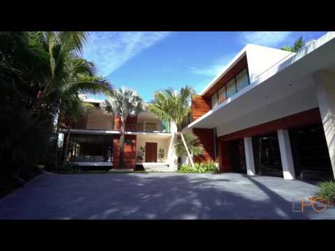 Hibiscus Architectural Masterpiece Miami Beach -- Lifestyle Production Group