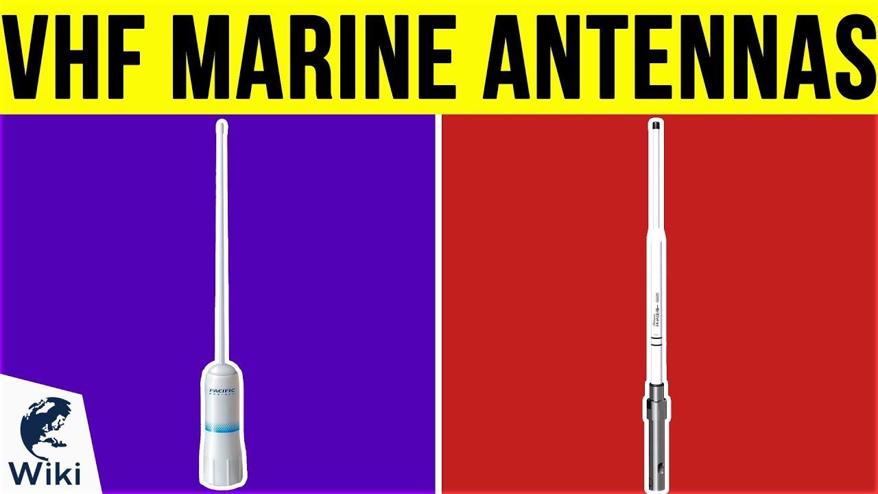8 FT VHF MARINE ANTENNA