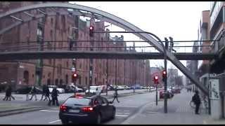 Гамбург(Когда приезжаешь в незнакомый город в чужой стране все воспринимается как экзотика - архитектура, история..., 2015-05-29T14:31:25.000Z)