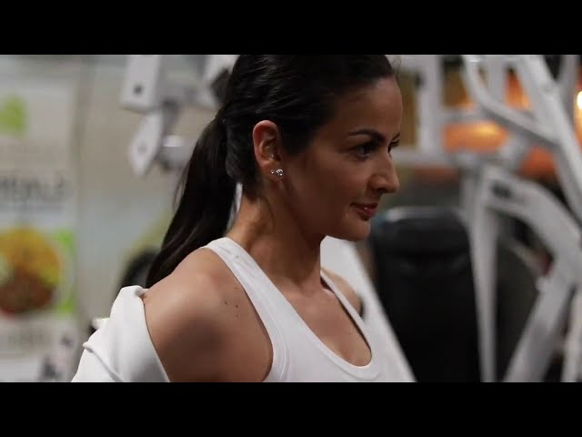 FITNESS MOTIVATION - Meu primeiro vídeo Fitness Profissional!