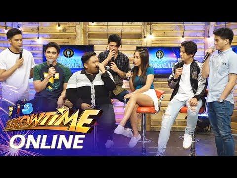 It's Showtime Online: John Mark Saga, defending winner from Luzon