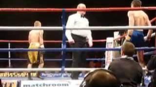 Carl Frampton v Istvan Szabo Belfast boxer Barry McGuigan - Boxing-Ireland.com