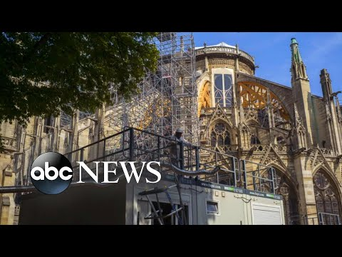 Extreme heat poses threat to Notre Dame