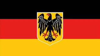 German National Anthem - Deutsche Nationalhymne ドイツ国歌斉唱