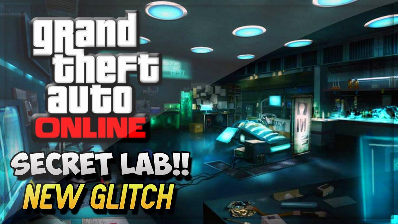 GTA 5 Online NEW Secret Locations - GTA Online BANK Heist ...