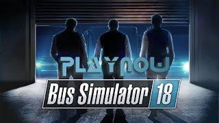 PlayNow: Bus Simulator 2018 | PC Gameplay