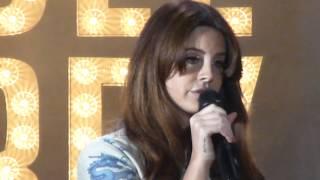 Lana Del Rey VIDEO GAMES Live @ Shoreline Amphitheater Mountain View 5 / 20 / 2015