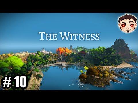 The Witness #10 - ¡LA CIMA DE LA MONTAÑA!