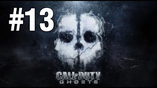 Call of Duty Ghosts Gameplay Walkthrough Part 13 - End of the Line Campaign Mission 13 (COD Ghosts)