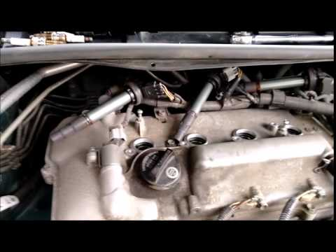 How to change the spark plugs in a 2009-2013 Toyota Corolla - YouTube