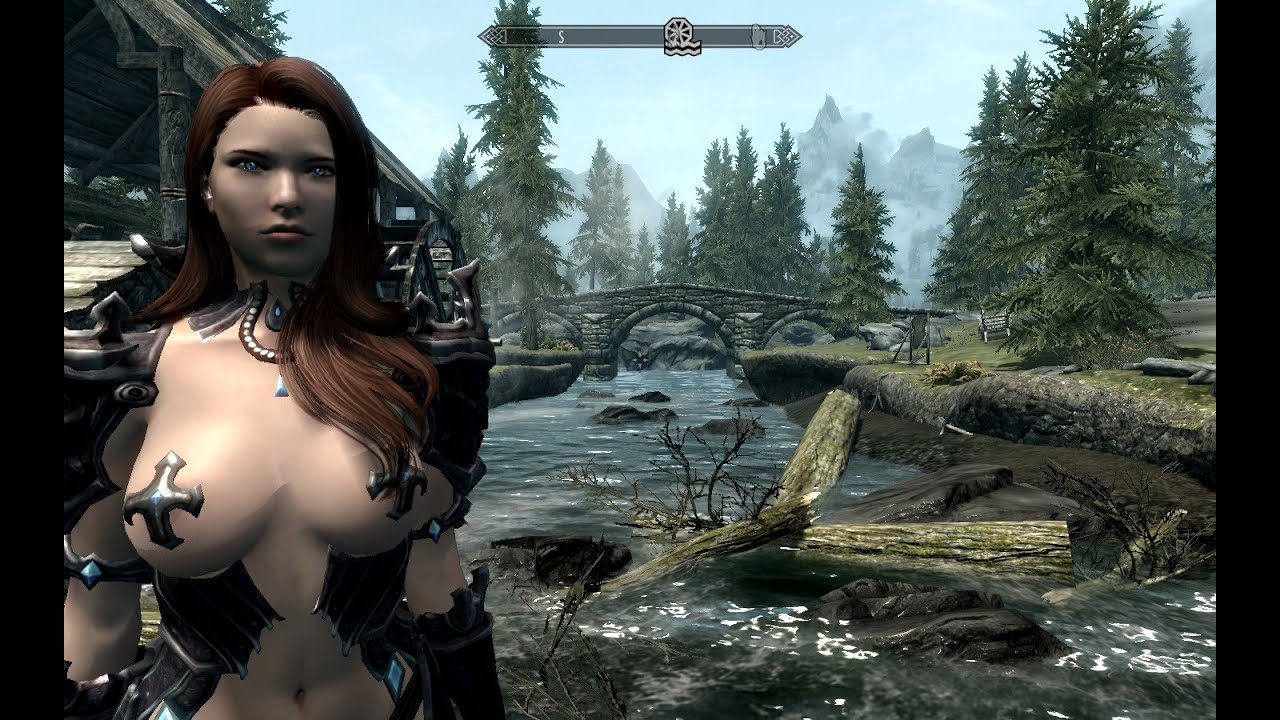 Skyrim mods #04 - Tera Armor e Tera Armor Cbbe by Area Gameplay