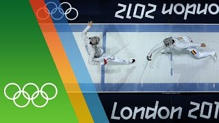 Men's Sabre - Looking Ahead to Rio 2016