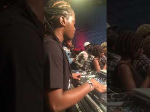 Dj Rudeboy Live on #10over10 Citizen tv Kenya 26/05/2017
