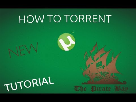HOW TO DOWNLOAD TORRENTS 2018 (NEW)