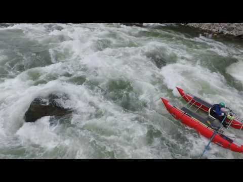 South Fork Payette River - Rafters!