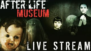 HAUNTED MUSEUM ALONE  (ARCHIVE OF THE AFTERLIFE)