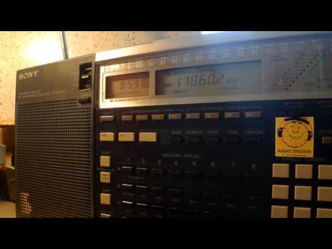 13 08 2016 Republic of Yemen Radio in Arabic to ME 0858 on 11860 Jeddah