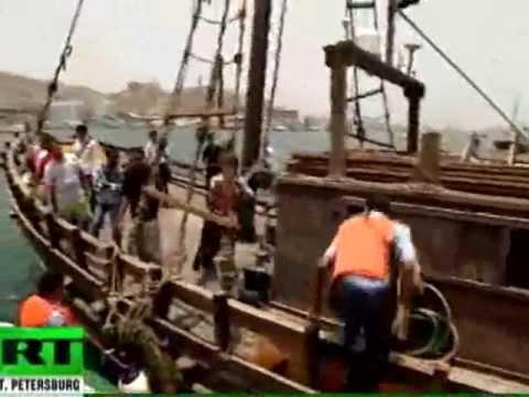 Pirates in Somalia documentary