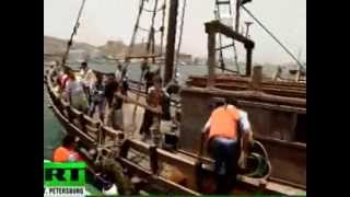Pirates in Somalia documentary