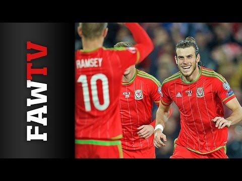 Gareth Bale Goal Wales V Andorra