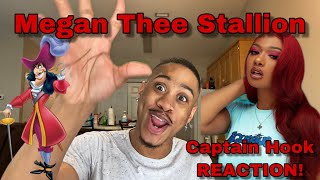 Megan Thee Stallion - Captain Hook ( Official Video) REACTION !