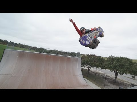 East Coast Vert Skateboarding Fall 2017
