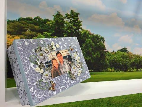 Programa Arte Brasil - 28/10/2015 - Mamiko Yamashita - Caixa de Foto em Relevo