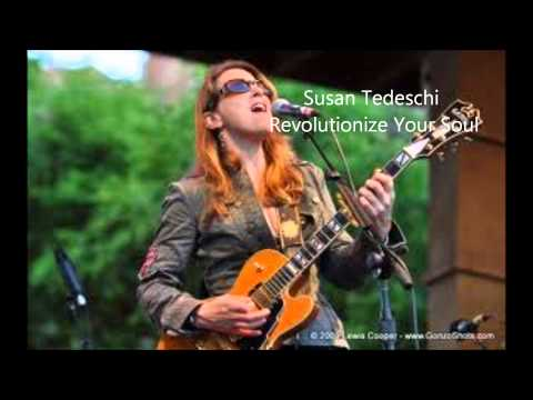 Susan Tedeschi - Revolutionize Your Soul