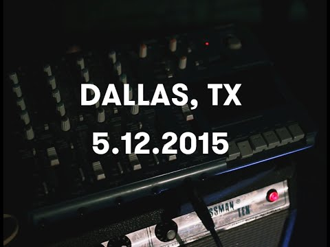 A Silent Film - Secret Rooms Tour - Dallas, TX - Pictures Of You