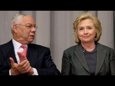 Bolton: Powell emails on Clinton very telling