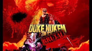 Brutal Duke Nukem 3D (PC) - Gameplay + Download Link