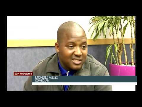 Mondli 'Usher' Mzizi, KZN stand-up comedian