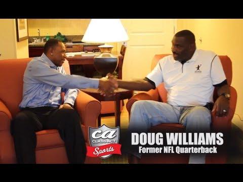 Super Bowl XXII MVP Doug Williams Exclusive Interview w/ Class Act Sports