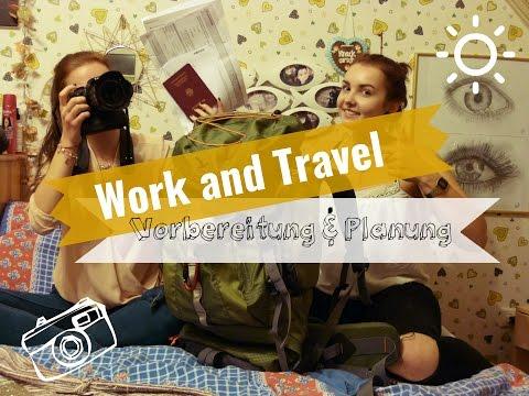 Work And Travel In Europa - Vorbreitung Und Planung