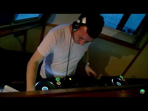GAVYN MYTCHEL @ THE GALLERY BOAT PARTY - MINISTRY OF SOUND (12-05-2017) - LONDON