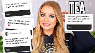 LET'S HAVE A CHAT- EX'S, CHEATS, EXAM TIPS, TINDER, ANXIETY, MY HAIR + MORE | sophdoesnails