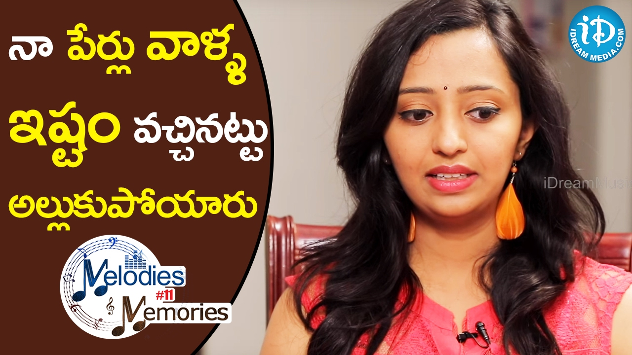 Singer Malavika About Her Different Names || Melodies And Memories