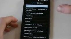 Alle Serien auf deutsch KOSTENLOS und LEGAL anschauen (über Android App oder Homepage)